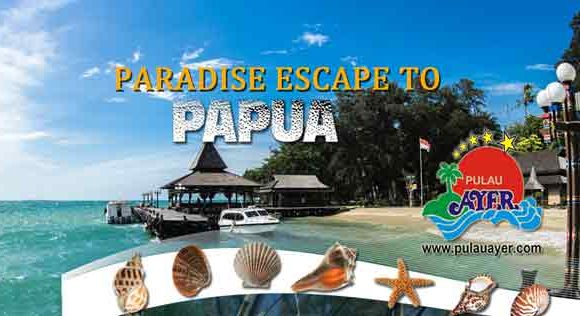 Paradise Escape To Papua